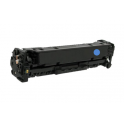 Toner ciano compatibile HP Pro M252N ,MFP 227N, (CF401X)