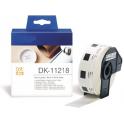 Cartuccia Brother DK11218  per  P-Touch QL1000 1050 1060