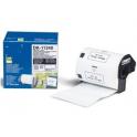 Cartuccia Brother DK11240  per  P-Touch QL1000 1050 1060