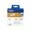 Cartuccia Brother DK11208 per  Brother P-Touch QL1000 1050 1060