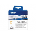 Cartuccia Brother DK11204 per  Brother P-Touch QL1000 1050 1060