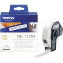 Cartuccia Brother DK11203  per  P-Touch QL1000 1050 1060