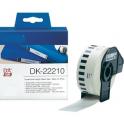 Cartuccia Brother DK22210per  P-Touch QL1000 1050 1060