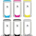 130ml Dye Ciano for HP Designjet T1100,T1200,T1300,T2300